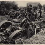 Kompania karabinów maszynowych i broni towarzyszących pułku piechoty czynnej w kampanii 1939 roku w Polsce