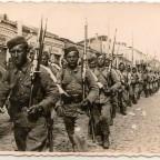 Mobilizacja kompanii strzeleckiej w pułku piechoty w 1939 roku