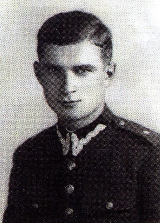 ppor. Witold Domański