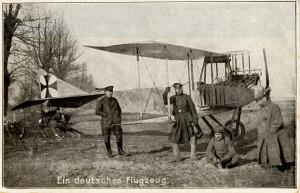 Dwupłatowiec wielozadaniowy Albatros B II, (źródło: www.picssr.com)