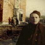 Kurtka wz. 1919 ze śladami rany na piersi