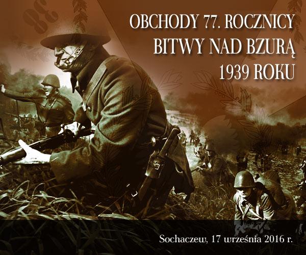 obchody rocznicy bitwy nad Bzurą