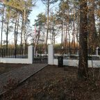 Modlitwa za poległych na cmentarzu w Rokicinie
