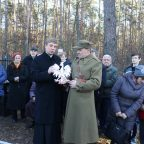 Poświęcenie cmentarza w Rokicinie