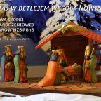 Wystawa Szopki Bożonarodzeniowej.