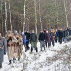 160 uczestników na trasie VII Rajdu Pieszego Szlakami Wielkiej Wojny nad Bzurą i Rawką.