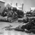 17 stycznia – zajęcie Sochaczewa przez wojska radzieckie
